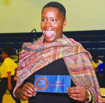 KIPP Prep Principal gets $25000.00
