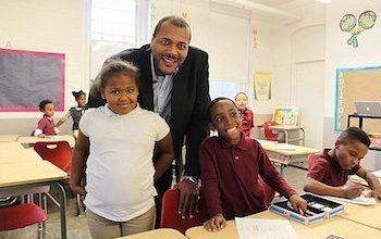 Photo of DCPS' Goal: Top Principal, Teacher in Every School, Classroom