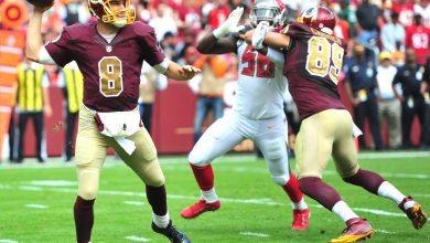 Photo of Historic Comeback as Washington Redskins Defeat Buccaneers, 31-30