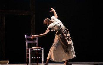 Photo of D.C. Dance Troupe Captures Essence of 'Migration'