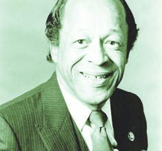 Photo of Former Rep. Gus Savage Dies at 90