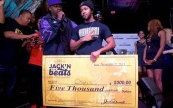 Photo of Prince George's Artist Wins Jack Daniel's Rap Contest