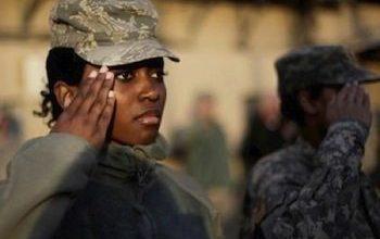 Photo of National Congress of Black Women Salutes U.S. Veterans