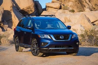 Nissan Overhauls 2017 Pathfinder /Courtesy photo