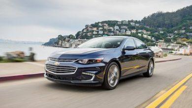 Chevrolet's 2016 Malibu Hybrid is Sneaky-Good
