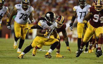 Photo of Redskins Trounced by Steelers in Season Opener, 38-16