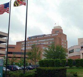 **FILE** Prince George's Hospital Center (Courtesty of dimensionshealth.org)
