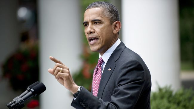 Photo of Video: President Obama Heckled During Immigration Speech