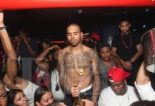 Photo of Club Manager Arrested After Chris Brown, Drake Brawl