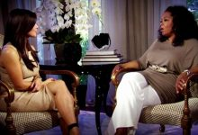 Photo of Oprah Winfrey Grills Kardashian Family in New Interview