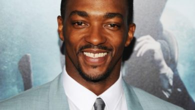 Photo of Anthony Mackie in Talks for Captain America Sequel