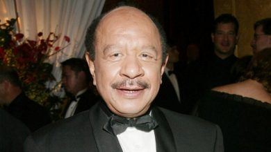 """Photo of Actor Sherman Hemsley, Star of """"The Jeffersons, Dies at 74"""