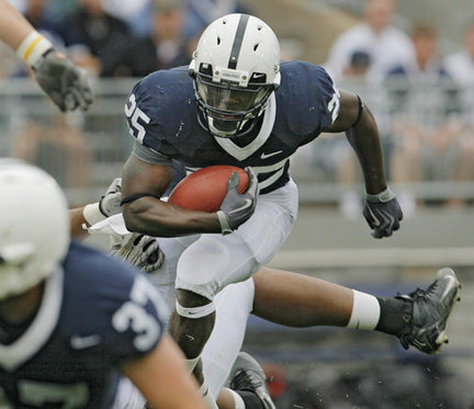 Photo of Silas Redd, Penn State Players Recruited by Other Programs