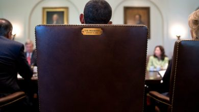 Photo of President Obama to Republicans: This Seat's Taken