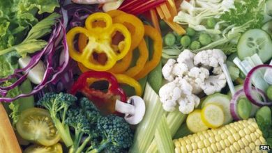 Photo of Vegetarians 'Cut Heart Risk by 32%'