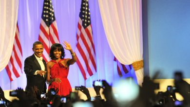 Photo of First lady Michelle Obama serves as fashion icon