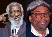 Photo of Dick Gregory: Spike Lee is a Punk and a Thug
