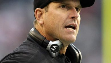 Photo of Jim Harbaugh's Intensity Carries San Francisco 49ers to the Super Bowl