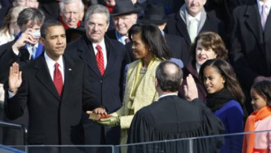 Photo of 'So Help Me God' Isn't in Official Presidential Oath