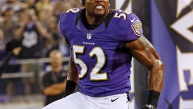 Photo of Ravens' Lewis Happy to be 'Along for the Ride' to New Orleans