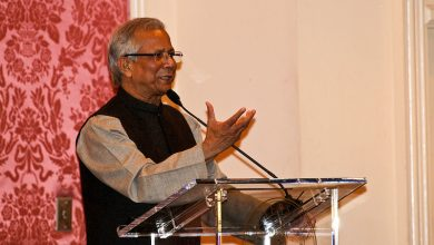 Photo of Nobel Laureate Speaks at Statewide Social Business Plan Competition