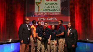 Photo of Top Scholars Prepare to Take On Reigning National Academic Champion at 2013 Honda Campus All Star Challenge