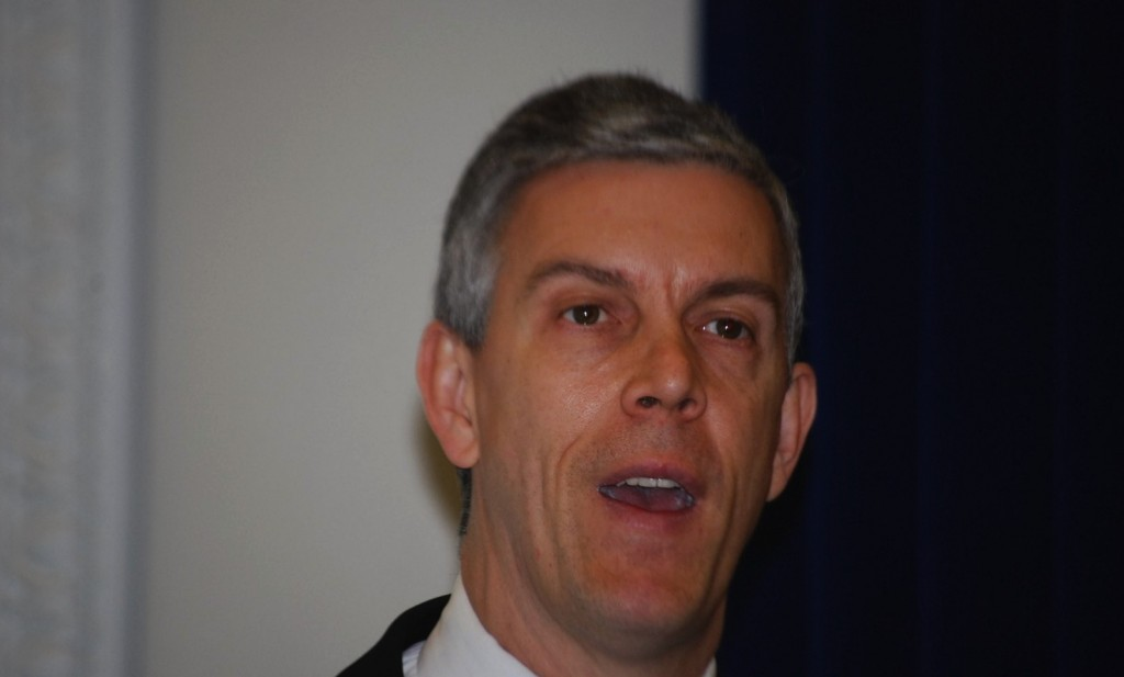 Secretary of Education Arne Duncan (Photo by Ann Ragland/NNPA)