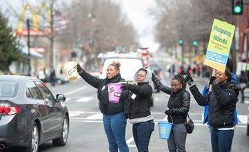 Photo of Howard Students to Volunteer During Spring Break