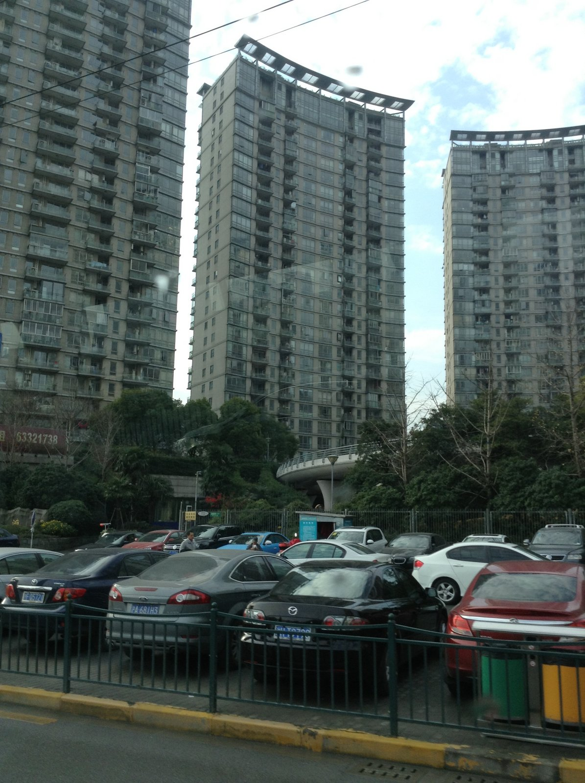 Cars and Bikes Share the Roads in China. (Photo by Ann Ragland/NNPA)