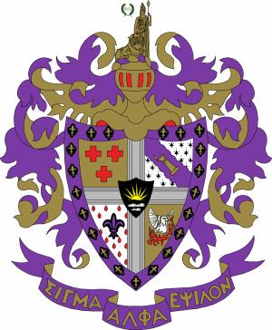 Sigma Alpha Espilon Coat