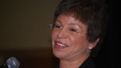 "Photo of Valerie Jarrett Named ""Newsmaker of the Year"""