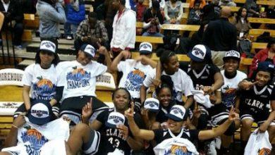 Photo of Clark Atlanta Lady Panthers Win SIAC Basketball Tournament