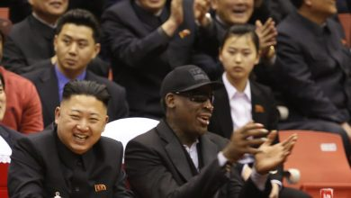Photo of White House Denounces Dennis Rodman's Trip to North Korea