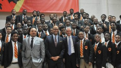 Photo of Urban Prep Seniors All Accepted to College