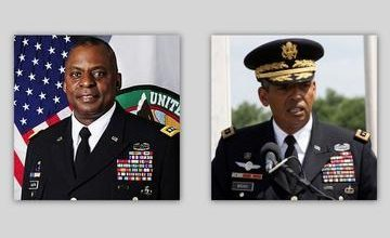 Photo of Black Generals, Rich in Legacy, Make History