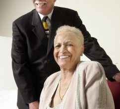 Photo of Observer Co-Publisher Kathryn C. Lee passes at 77