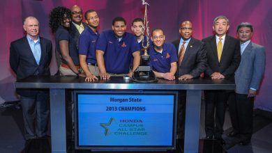 Photo of Morgan State University Wins Back-to-Back Academic Championships at Honda Campus All-Star Challenge