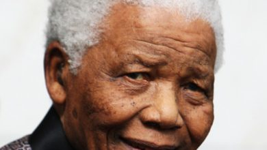 Photo of Mandela Said to Be 'Much Better' Than a Week Ago