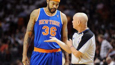 Photo of Rasheed Wallace Quietly Retires from NBA for a Second Time
