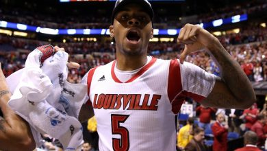 Photo of Kevin Ware Recovers from Surgery as Louisville Marches On