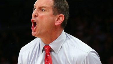Photo of Mike Rice Fired by Rutgers After Video Shows Coach Abusing Players