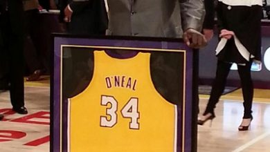 Photo of Shaq Says He 'Would've Stayed' in Orlando If He Had a Mulligan