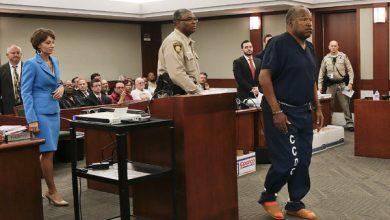 Photo of O.J. Simpson Faces Parole Board Thursday