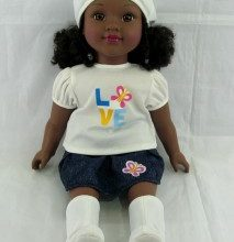 Photo of Local Businesswoman Continues to Meet Needs of Black Girls Through Doll Line with New Chocolate Skin Addition  Read