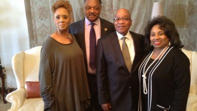 Photo of Jesse Jackson's Ties to Africa Pay Off