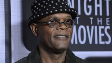 Photo of Samuel L. Jackson complained about being too old to play Django [UPI]