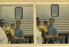 Photo of The Train Shaped My Life: Recollections from the Son of a Pullman Porter