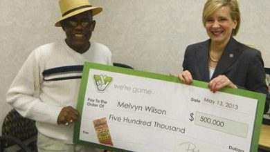 Photo of Retired Mailman Wins Lottery For The Fourth Time