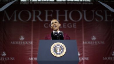 Photo of Many Blacks Don't Like Obama's Role as 'Lecturer-in-Chief'
