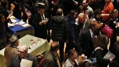 Photo of Jobless Claims Hint at Strengthening Labor Market
